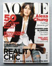 Vogue Magazine - 2010 - March